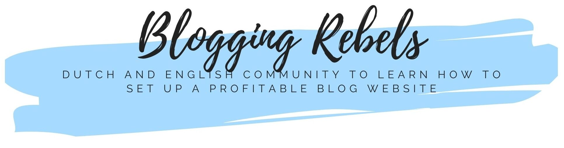 Blogging Rebels
