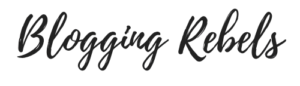 Blogging Rebels Black Logo
